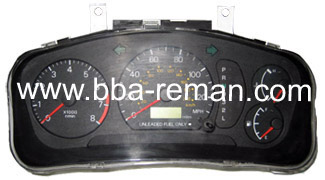 Mitsubishi Mirage 2000 - Dashboard/Instrument Cluster