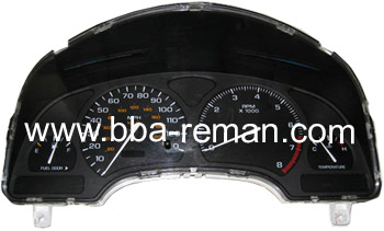 Saturn L200 2001 - Dashboard/Instrument Cluster