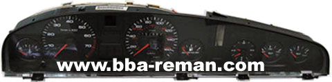Audi 100 – 1993 – Dashboards / Instrument Cluster