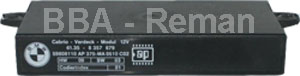 BMW 328i - Roof Controller P/N: 61.35-8357679