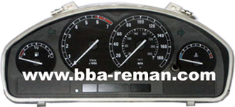 BMW 850, 1998 – Dashboard/Instrument Cluster