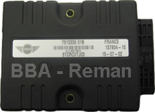 BMW Mini 2002- Automatic Gearbox ECU