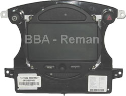 BMW Mini Sat-Nav Panel (ALPINE) P/N: 65.90-6927490