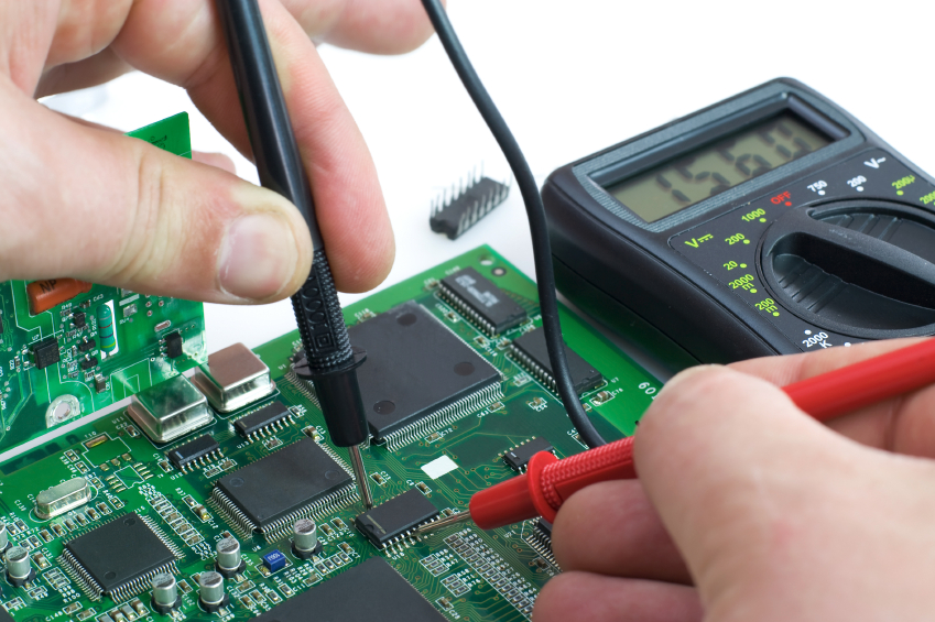 A career as an electronic technician