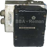 Chrysler Voyager 2.5D 2003 - ABS Pump P/N: 25.0204-0939.3