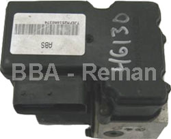 abs module location ford windstar
