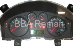 Ford Freestyle 2005 - Dashboard / Instrument Cluster