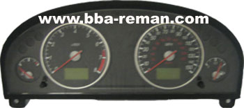 Ford Mondeo Dashboard/Instrument Cluster