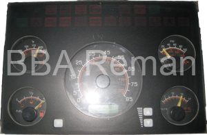 International Step Van 1998 - Dashboard / Instrument Cluster