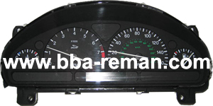 Jaguar S-Type 2000 - Dashboard/Instrument Cluster