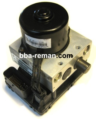 Jeep Cherokee / Grand Cherokee Ate ABS Pump / Module Commonly Failing. BBA Can Repair