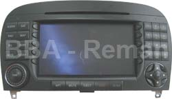 Mercedes 230SL 2005 - Sat-Nav Unit