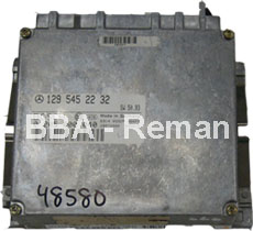 Mercedes SL600 1995 - E-Gas Module Part# - 1295452232