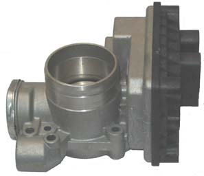 Mercedes A Class Throttle Body