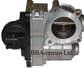 Nissan Micra 2003 K12 Engine Hitatchi Throttle Body