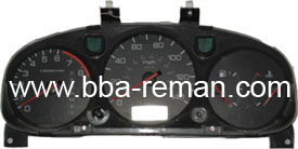 Nissan X Trail - Dashboard/Instrument Cluster