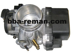 Saab 93 and 95 Throttle Body with traction control