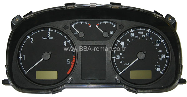 Skoda Octavia Instrument Failure