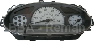 Toyota Echo 2003 - Dashboard / Instrument Cluster