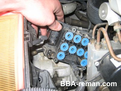 Volvo ABS Module Removal Instructions For Repair