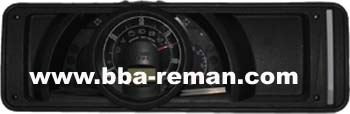 VW Camper Dashboard/Instrument Cluster
