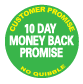 10 DAY MONEY BACK PROMISE